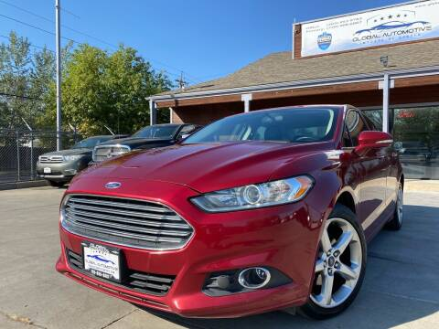 2015 Ford Fusion for sale at Global Automotive Imports in Denver CO