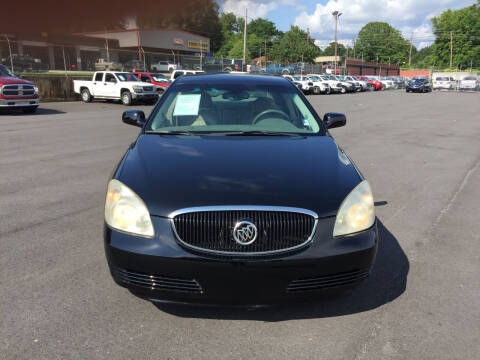 2008 Buick Lucerne for sale at Beckham's Used Cars in Milledgeville GA
