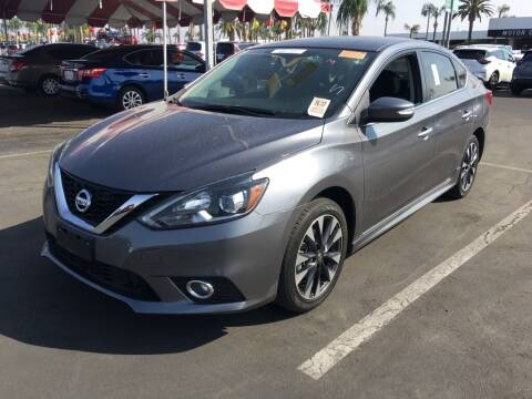 2019 Nissan Sentra for sale at Nissan of Bakersfield in Bakersfield CA