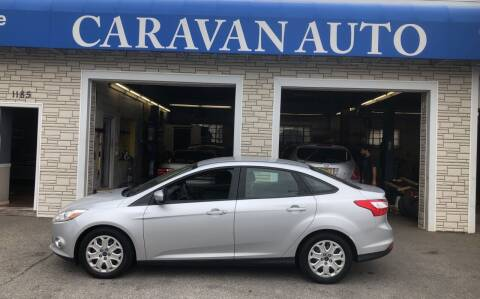 2012 Ford Focus for sale at Caravan Auto in Cranston RI