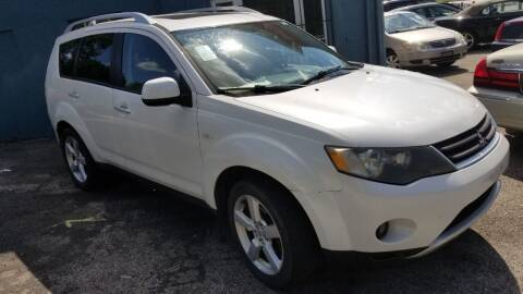 2007 Mitsubishi Outlander for sale at Buy For Less Motors, Inc. in Columbus OH