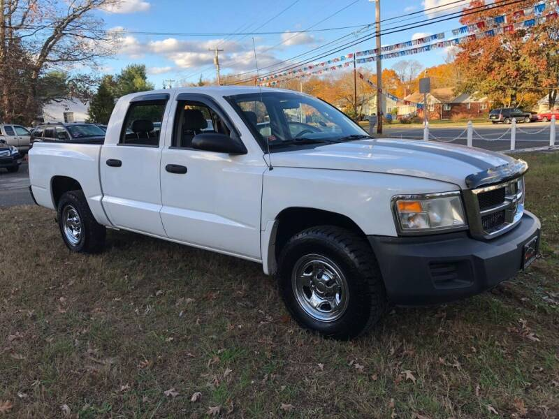 2008 Dodge Dakota for sale at Manny's Auto Sales in Winslow NJ