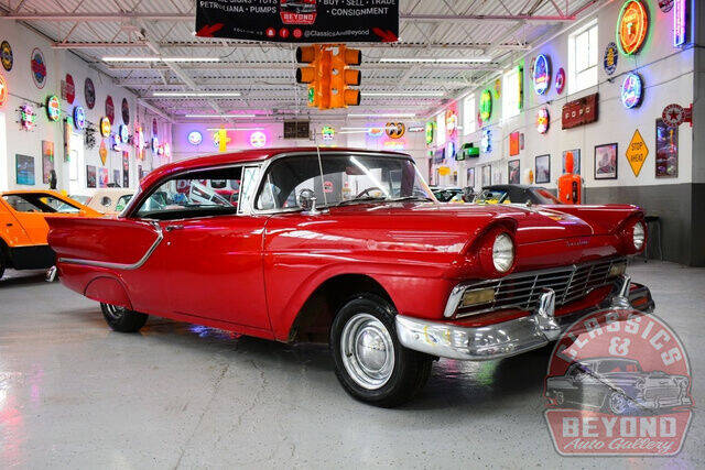 1957 Ford Fairlane for sale at Classics and Beyond Auto Gallery in Wayne MI