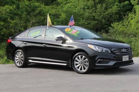 2016 Hyundai Sonata for sale at McMinn Motors Inc in Athens TN