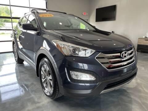 2016 Hyundai Santa Fe Sport for sale at Crossroads Car & Truck in Milford OH