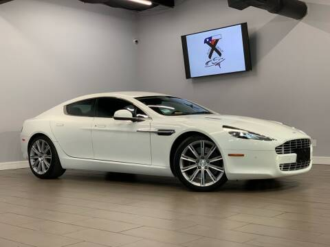 2010 Aston Martin Rapide for sale at TX Auto Group in Houston TX