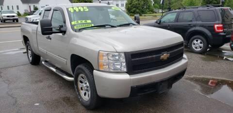 2008 Chevrolet Silverado 1500 for sale at TC Auto Repair and Sales Inc in Abington MA