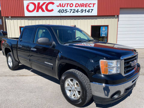 2011 GMC Sierra 1500 for sale at OKC Auto Direct in Oklahoma City OK