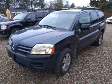 2004 Mitsubishi Endeavor for sale at Seneca Motors, Inc. (Seneca PA) - WARREN, PA LOCATION in Warren PA