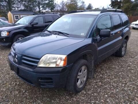 2004 Mitsubishi Endeavor for sale at Seneca Motors, Inc. (Seneca PA) in Seneca PA