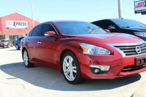 2015 Nissan Altima for sale at Auto Credit Xpress - Jonesboro in Jonesboro AR