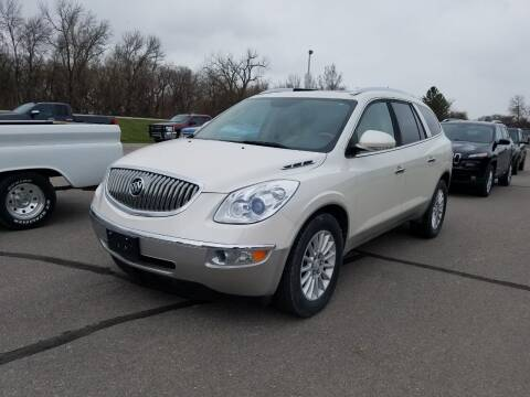 2008 Buick Enclave for sale at Pro Auto Sales and Service in Ortonville MN