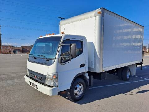 2007 Mitsubishi Fuso FE84D for sale at ALL ACCESS AUTO in Murray UT
