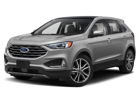 2019 Ford Edge for sale at West Motor Company - West Motor Ford in Preston ID