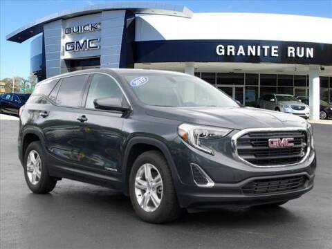2019 GMC Terrain for sale at GRANITE RUN PRE OWNED CAR AND TRUCK OUTLET in Media PA
