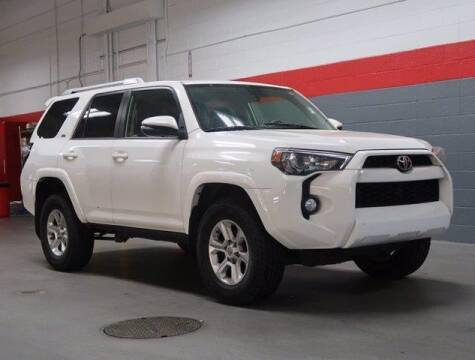 2015 Toyota 4Runner for sale at CU Carfinders in Norcross GA