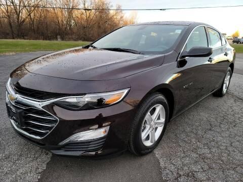 2021 Chevrolet Malibu for sale at Art Hossler Auto Plaza Inc - New GM in Canton IL