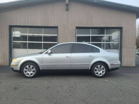 2005 Volkswagen Passat for sale at Westside Motors in Mount Vernon WA