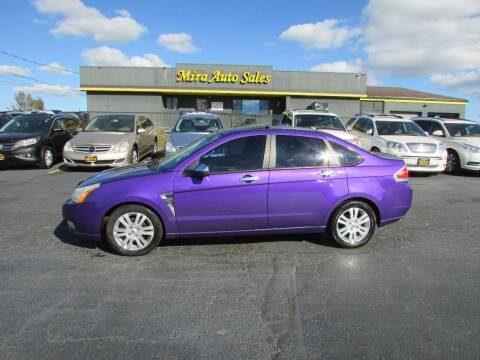 2009 Ford Focus for sale at MIRA AUTO SALES in Cincinnati OH