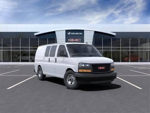 2021 GMC Savana Cargo for sale at Bob Clapper Automotive, Inc in Janesville WI