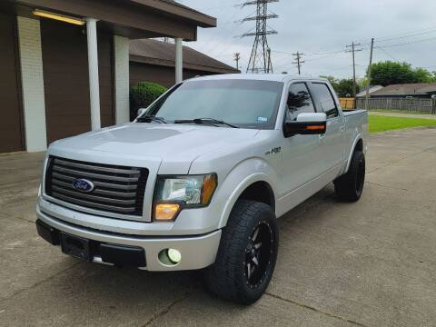 2011 Ford F-150 for sale at MOTORSPORTS IMPORTS in Houston TX