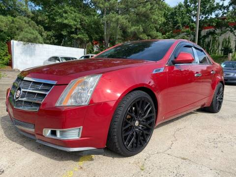 2008 Cadillac CTS for sale at Car Online in Roswell GA