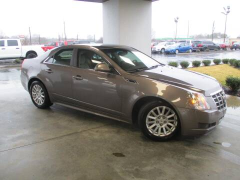 2012 Cadillac CTS for sale at Auto Gallery Chevrolet in Commerce GA