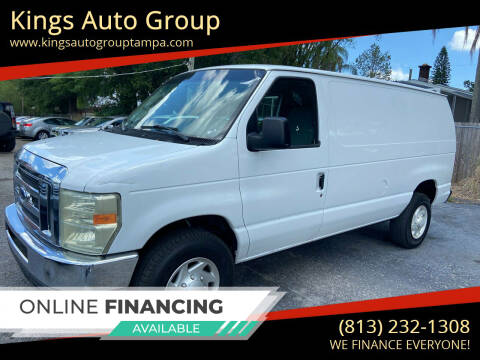 2008 Ford E-Series Cargo for sale at Kings Auto Group in Tampa FL
