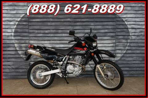 2019 Suzuki DR650SEL9 for sale at AZautorv.com in Mesa AZ