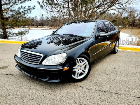 2004 Mercedes-Benz S-Class for sale at Excalibur Auto Sales in Palatine IL