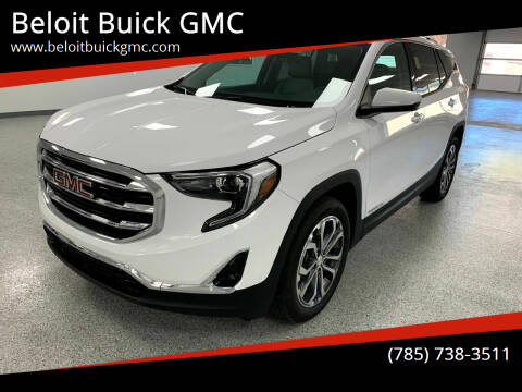 2020 GMC Terrain for sale at Beloit Buick GMC in Beloit KS