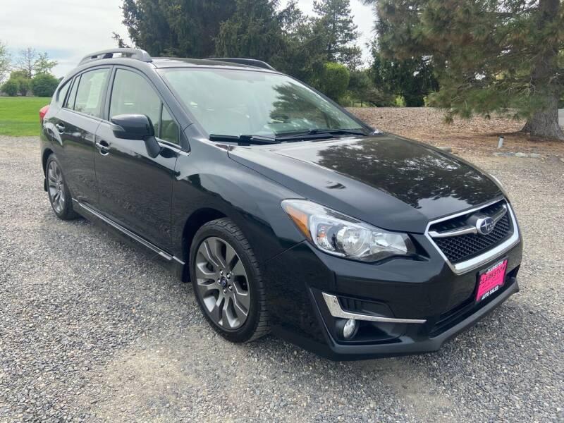 2016 Subaru Impreza for sale at Clarkston Auto Sales in Clarkston WA