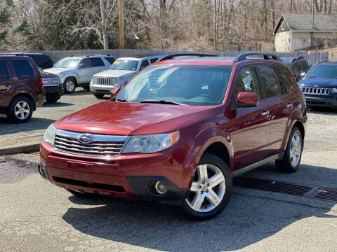 2009 Subaru Forester for sale at AMA Auto Sales LLC in Ringwood NJ