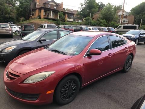 2010 Mazda MAZDA6 for sale at Fellini Auto Sales & Service LLC in Pittsburgh PA