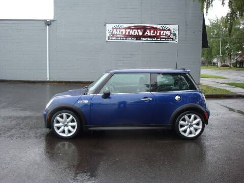 2004 MINI Cooper for sale at Motion Autos in Longview WA