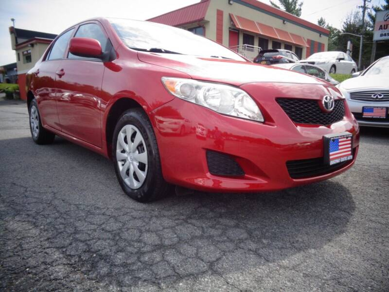 2010 Toyota Corolla for sale at Quickway Exotic Auto in Bloomingburg NY
