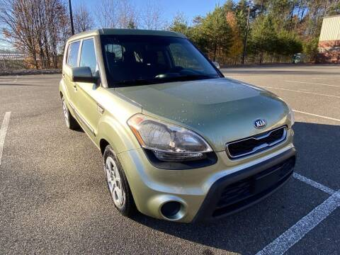 2013 Kia Soul for sale at CU Carfinders in Norcross GA