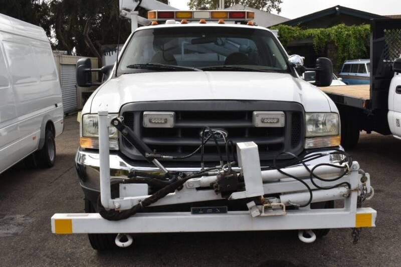 2002 Ford F550 Super Duty for sale at Mission City Auto in Goleta CA
