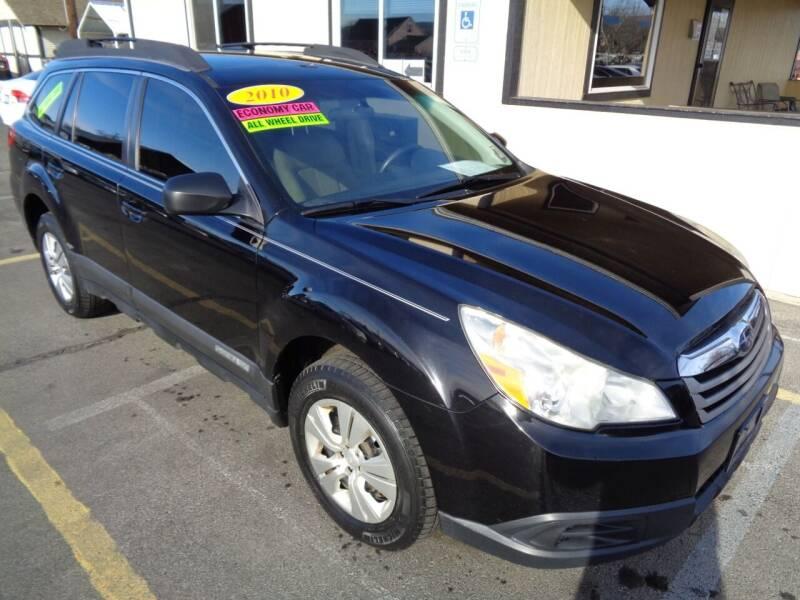 2010 Subaru Outback for sale at BBL Auto Sales in Yakima WA