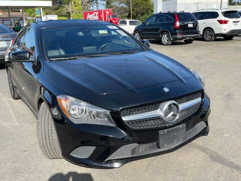 2015 Mercedes-Benz CLA for sale at HARE CREEK AUTOMOTIVE in Fort Bragg CA