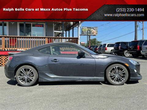 2013 Scion FR-S for sale at Ralph Sells Cars at Maxx Autos Plus Tacoma in Tacoma WA