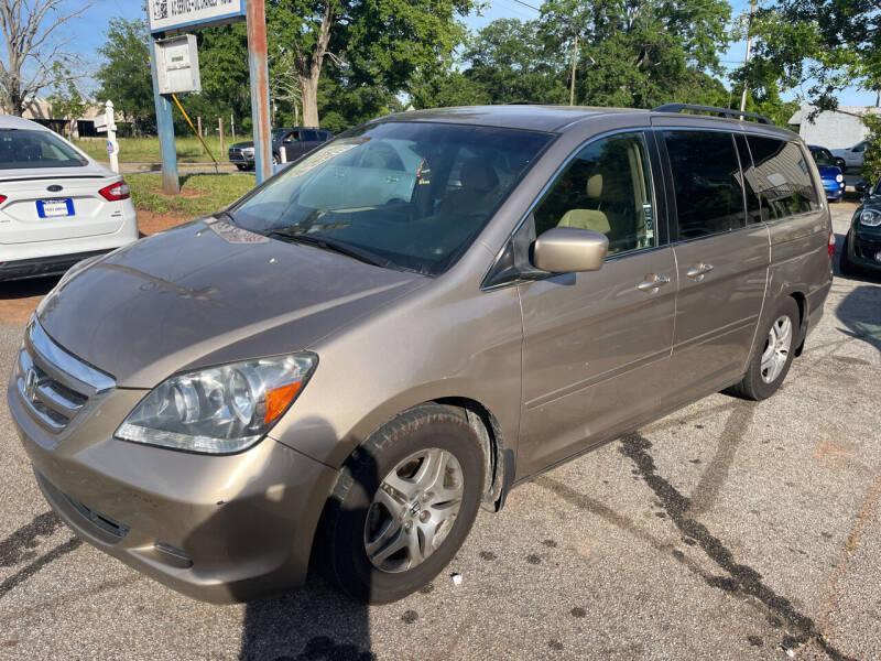 2006 Honda Odyssey for sale at Noel Motors LLC in Griffin GA