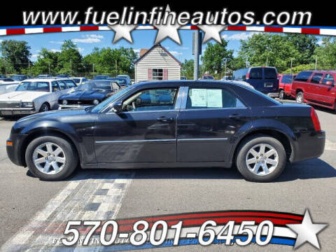 2007 Chrysler 300 for sale at FUELIN FINE AUTO SALES INC in Saylorsburg PA