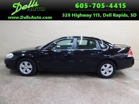 2008 Chevrolet Impala for sale at Dells Auto in Dell Rapids SD