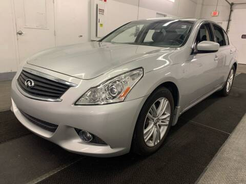 2011 Infiniti G37 Sedan for sale at TOWNE AUTO BROKERS in Virginia Beach VA
