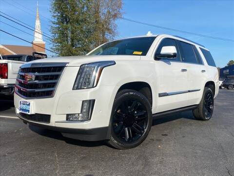 2017 Cadillac Escalade for sale at iDeal Auto in Raleigh NC
