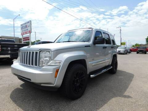 2012 Jeep Liberty for sale at AutoLink LLC in Dayton OH