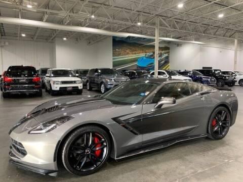 2015 Chevrolet Corvette for sale at Godspeed Motors in Charlotte NC