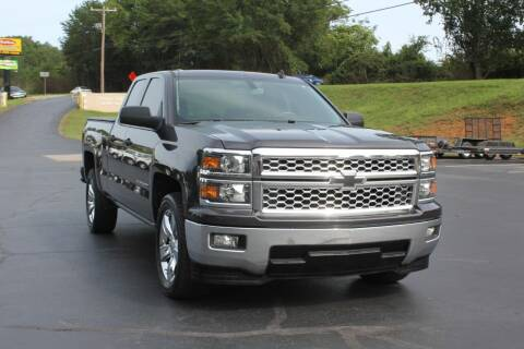 2014 Chevrolet Silverado 1500 for sale at Baldwin Automotive LLC in Greenville SC