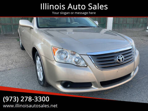 2009 Toyota Avalon for sale at Illinois Auto Sales in Paterson NJ